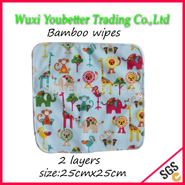 20 шт/много Детские полотенца природа bamboo
