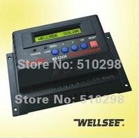 C2460 12/24V 50A solar changer controller solar controller solar system  shipping 2 piece/lot
