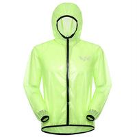 Cycling Bike Bicycle Wind Rain Coat Top Raincoat Waterproof Jacket  Windproof Breather Jersey White Black Blue Green F0008