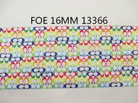 50Y13366 free shipping 5/8 ''   FOE ribbon diy headwear accessories sewing supplies