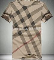 free shipping ! 2015 new summer famous brand High quality fashion Round collar t-shirt brand t-shirt men shirts men casual shirt