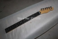 Top quality Nitro Satin Nature color Canadian Maple Strat guitar necks rosewood fingerboard 22 fret neck with tuner peg