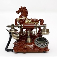 Win success immediately upon arrival fashion creative European pastoral vintage antique telephone telephone
