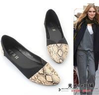 Brand Fashion Women Flats Shoes New 2014 Summer Shoes Women Casual Sapatos Femininos Ballerina Ballet Flat Sandals ,B2721