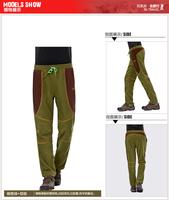 Men Winter Fleece Pants Warm Windproof  Climbing Pants Sport Pants Breathable Bicycle Trousers 3Colors SIze:S M L XL XXL