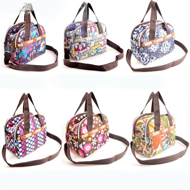 2014 Fashion Mummy bags waterproof nappy bags beautiful flower baby diasper bay leisure fashion mom hangbags(China (Mainland))