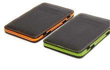 PROMOTION 2014 South Korea magic wallet new men's MAGIC MONEY CLIP fashion wallet purse for men size 10cm*7cm*0.8cm(China (Mainland))