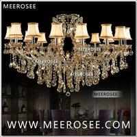 Crystal Chandelier Lamp / Lighting/ Light, Maria Theresa Crystal Lamp, Crystal Lighting Fixture for Hotel, Restaurant