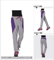 Women Fleece Pants Causal Fashion Warm Windproof  Pants Sport Pants Breathable Bicycle Trousers 3Colors SIze:S M L XL XXL