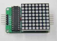 Free Shipping! 10pc MAX7219 lattice module display module