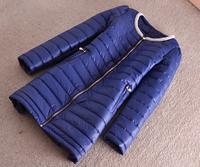 2014 Parkas For Women Winter Coat Jacket Women Outerwear Thick Pearl Collar Blue Beige Black Long Down Jacket Parka
