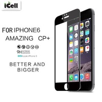 1PCS free shipping, NILLKIN Amazing CP+ 0.3mm Nanometer Anti-Explosion Tempered Glass Screen Protector For iPhone 6 (4.7 inch)