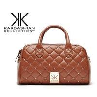 free shipping 2014 new European Fashion Shoulder Bag Handbag across Women's single shoulder bag Lingge package women handbag