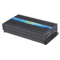 Nimble MM2000 Pure Sine Wave Inverter, Solar Inverter 2000 Watt 24 Volt DC To 220 AC