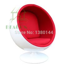 Leisure freestanding Rattan Ball Chair(China (Mainland))