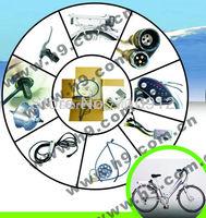 ORK-MINIV  36V 250W  V Brake Hub Motor Electric Bicycle Conversion Kit  CE CE EN15194
