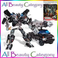 Ironhide Bumblebee Transformation Deformation Robots Original box Classic toys brinquedo juguete giocattoli for boy's gifts