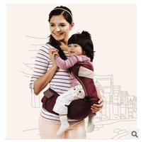 eco-friendly nylon 4 colorsmochila infantil menina baby carrier+hipseat one shoulder  face to face kangaroo hug carrier