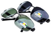 Fashion Men single beam square sunglasses , Fishing polarized glasses
