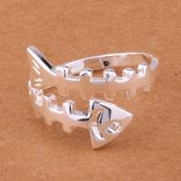 Wholesale 925 sterling silver ring, 925 silver fashion jewelry, fashion ring /aovajgca cbbaksia R588