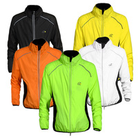 Tour de France Bicycle Cycling Jersey Men Riding Breathable Jacket Cycle Clothing Bike Long Sleeve Winter Wind Coat 5 Colors