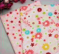 141023197, 50cm*150cm 2 color mix Cartoon Series cotton fabric, diy handmade patchwork cotton fabric home textile Free shipping