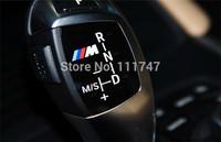 New!!!ABS Shift Knob Trim Cover for BMW X5 2014 1pcs