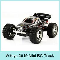 Amazing Price! Wltoys WL 2019 High Speed Mini RC Racing Car 20-30km/hour Super Remote Control RC Car Radio Dirt Bike Best Gift