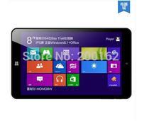 tablet pc Ployer MOMO8W Intel quad core win8 tablet computer 1G 16G 8 inch IPS screen original windows8.1 Genuine OFFICE DHL