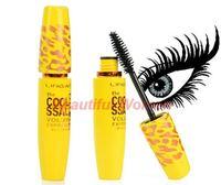 2014 Hot sales Makeup Eyes Eyelash Long Curling Eyelash Transplanting Gel Case Mascara 18369