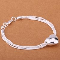 925 sterling silver bracelet, 925 sterling silver fashion jewelry 5 /ajrajaya bwcaknja H356