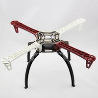 F450 HJ450 Quadcopter MultiCopter Frame kit + Tall Landing Gear Skid+ Tall Landing Gear Skid for DJI F450 F550 SK480 FPV