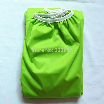 1 зеленый ведро лайнер для ткань пеленки подгузник вставить пул большой мокрый мешок ...