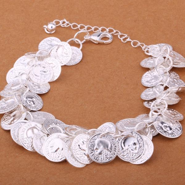 Браслет-цепь OEM 925 , 925 7 /ajqajaxa bwbaknia H355 bracelet браслет цепь plomi 925 925 sb233 normal