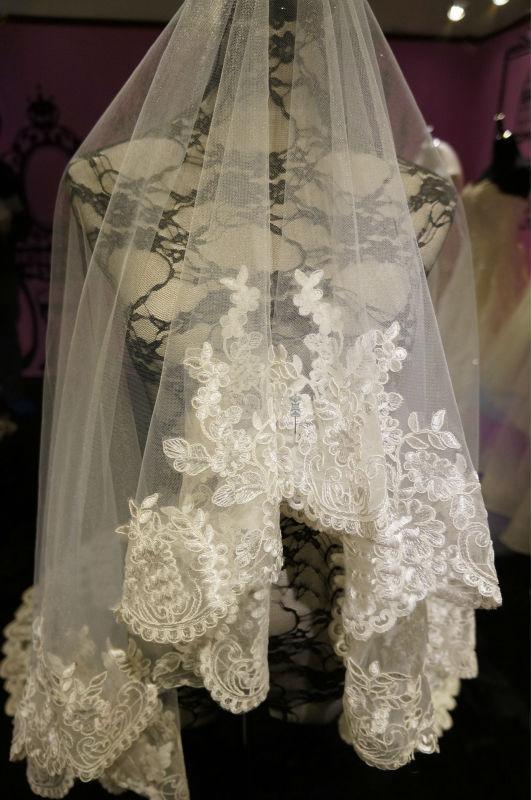 Свадебная фата Retail