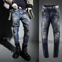 Those days 2014 New Men Jeans,Famous Brand Fashion Designer Denim Jeans Men,Large Size  FREE SHIPPING