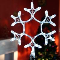 Christmas Snow Led lights flasher lamp set new year colorful light christmas decoration holiday led light