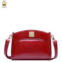 2014 small bag PU faux leather women's handbag one shoulder cross-body bag small female messenger bag 7 colors