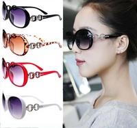 2014 New fashion vintage sunglasses women gradient sunglasses outdoor goggles eyeglasses sun glasses for female travel shopping