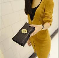 women Handbags, bronze, happy tree wallets, Ms. long wallet, many product handbags,female wallets,women purse,free shipping