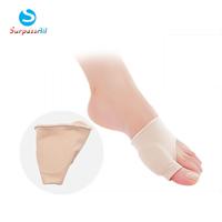 Feet Care Hallux valgus correction protector orthotics Gel toe separator Straighteners stretchers alignment bunion Pain Relief