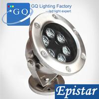10pcs/lot 12V LED underwater light  for swimming pool,flood light withconvex glass lens 3w 5w 6w 7w 9w 12W 15w 18w 24w 36w 10W