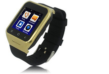 S8 Smart Watch Phone Wristwatch Bluetooth 4.0 Android 4.4.2 Wifi 3G WCDMA Dual Core MTK6572 1.2GHz GPS 5.0 MP Camera Smartphone