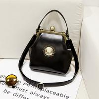 2014 female mini bags women's handbag vintage shell cross-body bag women's handbag