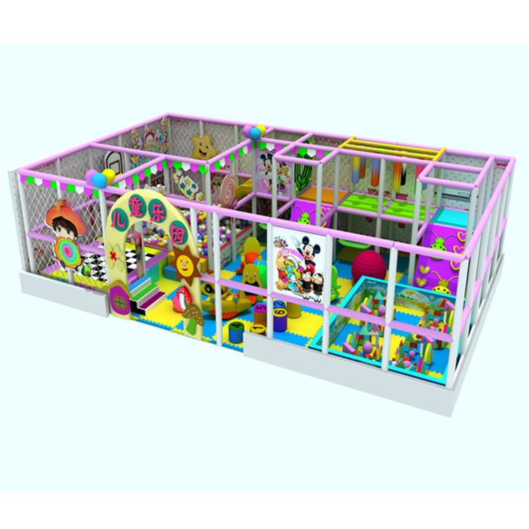 Play coperta attrezzature per parchi giochi al coperto per i bambini