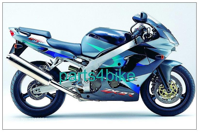 blue fairing Ninja ZX 9R 2000-2001 Fairing Kit Set Fit For Kawasaki ZX900 zx9r Ninja ZX 9R 2000 2001 E24 W10(China (Mainland))
