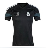 2015 Real Madrid Champions League training suits top pants 14 15 Real Madrid tracksuits Cristiano Ronaldo soccer jerseys