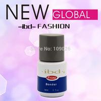 3pcs Nail art salon systerm ibd Bonder UV Gel Nail Non Acid Primer 0.5oz 14ml Non-Acid Primer excellent