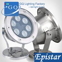 20pcs/lot 3w 6w 9w 12w 15w 12V  Warm White Cool White LED Underwater Lights Pond Pool Fountain Light Spot Lamps IP68 Waterproof
