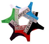 Free shipping 5 pcs/lot cotton matertial panties sexy women's thong underwear women G-String briefs women sexy wear